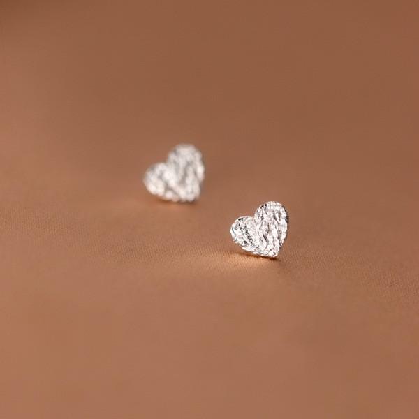 A33868 s925 sterling silver sweet unique earrings