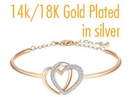wholesale gold plated silver jewelry